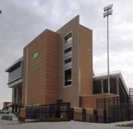 Cx of the UNT Stadium Lighting Controls
